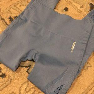 GYMSHARK cropped full length leggings